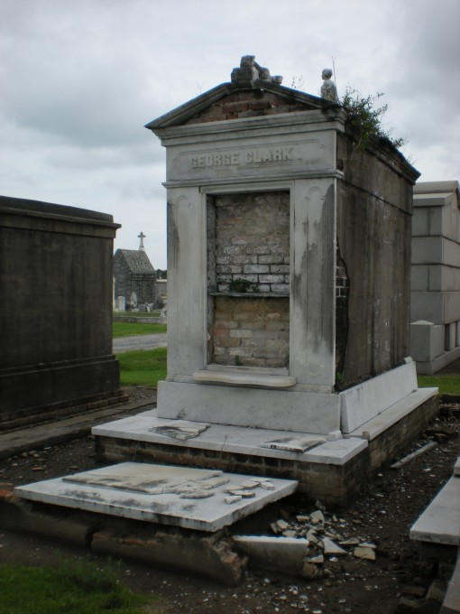 Tomb at Greenwood Cemetery