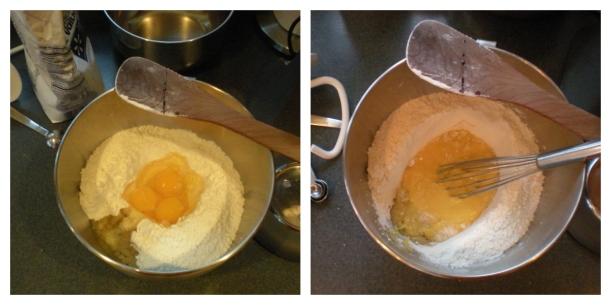 Well 'o eggs